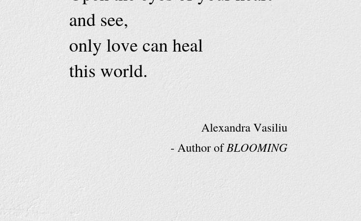 Love Can Heal